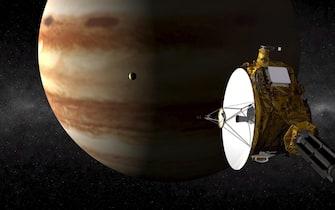 Nasa New Horizons Plutone