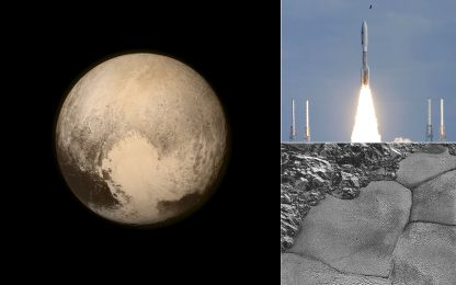 Spazio, 5 anni fa la sonda New Horizons raggiunse Plutone. FOTOSTORY