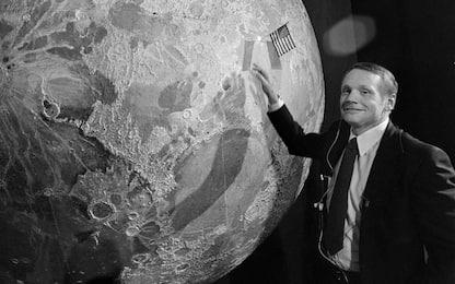 Verso la Luna e oltre: 90 anni fa nasceva Neil Armstrong. FOTO