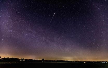 Stelle cadenti, si avvicina il picco delle Orionidi