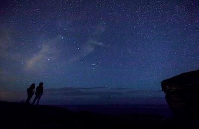 Non solo stelle cadenti: lo spettacolo del cielo a San Lorenzo