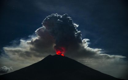 I vulcani attivi più pericolosi al mondo