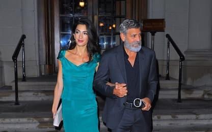 George Clooney, tutti gli amori dell'attore
