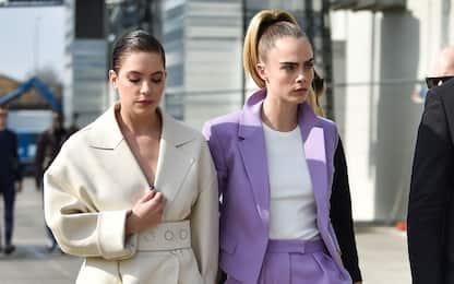 Cara Delevingne e Ashley Benson si sono lasciate?