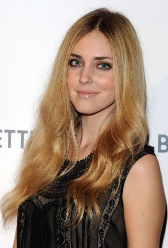FLORENCE, ITALY - JANUARY 11:  Chiara Ferragni attends the Alberta Ferretti Dinner at the Palazzo Vecchio, during the Pitti Immagine Uomo 79 Pala on January 11, 2011 in Florence, Italy.  (Photo by Venturelli/WireImage)