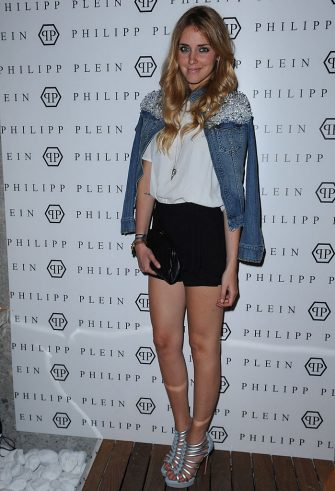 MILAN, ITALY - JUNE 20:  Chiara Ferragni attends the Philipp Plein cocktail party after fashion show as part of Milan Fashion Week Menswear Spring/Summer 2012 on June 20, 2011 in Milan, Italy.  (Photo by Tullio M. Puglia/Getty Images)