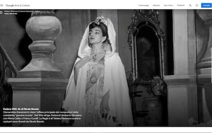 La Scala apre il sipario digitale e mette i suoi tesori su Google