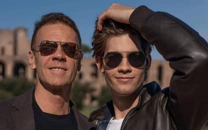 Rocco Siffredi, il figlio Lorenzo debutta nel cinema