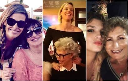 Festa della mamma: gli auguri dei vip sui social