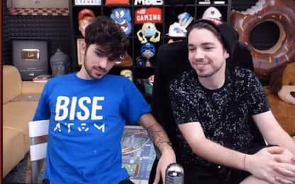 Matt & Bise, maratone YouTube per la Croce Rossa