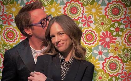 Robert Downey Jr., la dolce dedica alla moglie: il post su Instagram