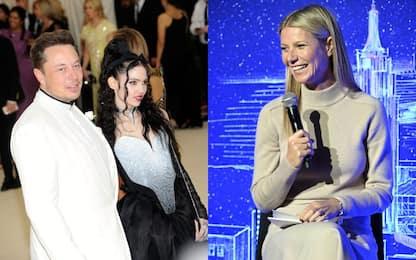 Gwyneth Paltrow scherza sul nome del figlio di Elon Musk