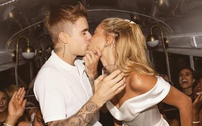 Justin Bieber e Hailey Baldwin ricordano il loro primo bacio
