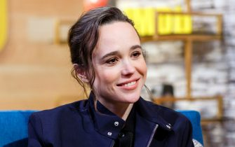 STUDIO CITY, CA - FEBRUARY 20:   Actress Ellen Page visits 'The IMDb Show' on Feburary 20th 2018 in Studio City, California. The episode airs March 1st 2018.  (Photo by Rich Polk/Getty Images for IMDb)