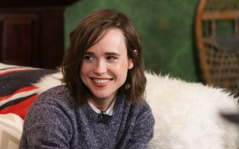 """PARK CITY, UT - JANUARY 22:  Ellen Page from the film """"Tallulah"""" attends The Hollywood Reporter 2016 Sundance Studio at Rock & Reilly's Day 1 on January 22, 2016 in Park City, Utah.  (Photo by John Parra/Getty Images for The Hollywood Reporter)"""