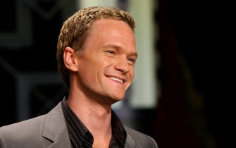 NEW YORK - OCTOBER 08:  Actor Neil Patrick Harris during a rehearsal for Celebrity Jeopardy at Radio City Music Hall on October 08,2006 in New York City.  (Photo by Scott Wintrow/Getty Images)