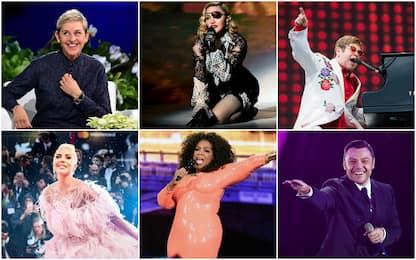 Pride, 10 artisti portabandiera della comunità LGBTQ+. FOTO