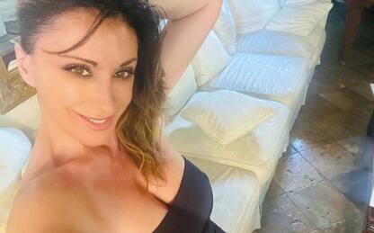 Sabrina Salerno, la foto per festeggiare i 500.000 follower
