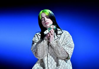 LOS ANGELES, CALIFORNIA - JANUARY 26: Billie Eilish performs onstage during the 62nd Annual GRAMMY Awards at STAPLES Center on January 26, 2020 in Los Angeles, California. (Photo by Emma McIntyre/Getty Images for The Recording Academy)