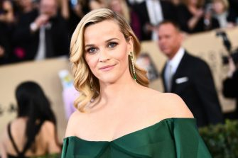 LOS ANGELES, CA - JANUARY 21:  Actor Reese Witherspoon attends the 24th Annual Screen Actors Guild Awards at The Shrine Auditorium on January 21, 2018 in Los Angeles, California. 27522_011  (Photo by Emma McIntyre/Getty Images for Turner)