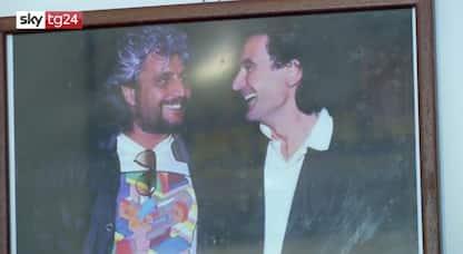 Troisi e Daniele, da simboli di Napoli a grandi amici nella vita