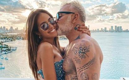 Gianluca Vacchi e Sharon Fonseca presto genitori, le foto della coppia