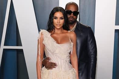 Kim Kardashian e Kanye West divorziano, le foto più belle della coppia