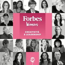 100 donne successo selezionate da Forbes Italia