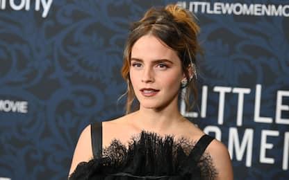 Emma Watson al fianco del movimento LGBTQ+