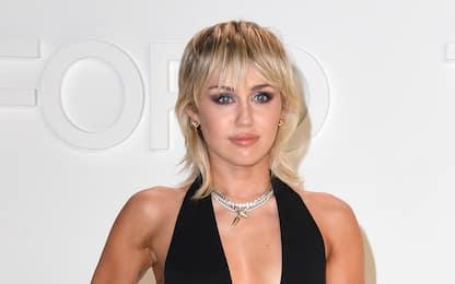 "Coronavirus, Miley Cyrus a Conte: aderisci al ""Global goal"""