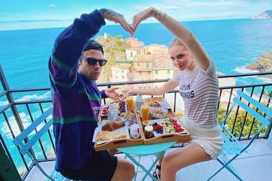 Chiara Ferragni e Fedez: la pesto challenge impazza su TikTok