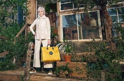 Gucci off the grid, collezione sostenibile e circolare