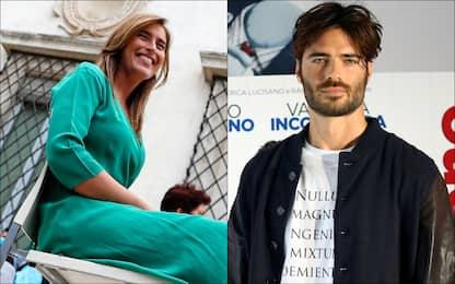 Maria Elena Boschi e Giulio Berruti,  spunta la foto del bacio