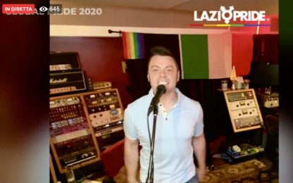 Tiziano Ferro rappresenta l'Italia al Global Pride 2020