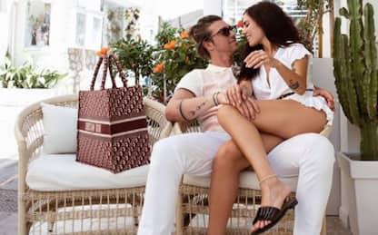 Giulia De Lellis e Andrea Damante: lo scatto romantico su Instagram