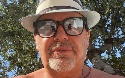 Vasco Rossi, giornata al mare: gli scatti su Instagram