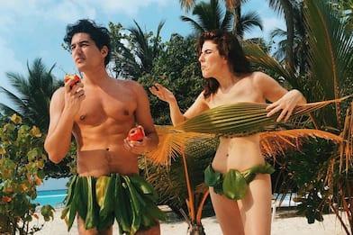 Cristiano Caccamo e Diana Del Bufalo: il video virale