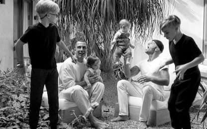 Ricky Martin, su Instagram il bellissimo scatto con i figli