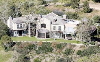 Villa Meghan e Harry, Mel Gibson