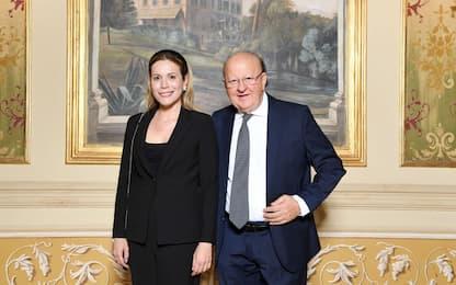 Massimo Boldi lascia la giovane fidanzata Irene Fornaciari