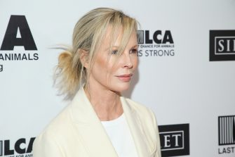 BEVERLY HILLS, CALIFORNIA - OCTOBER 19:  Kim Basinger attends Last Chance For Animals' 35th Anniversary Gala at The Beverly Hilton Hotel on October 19, 2019 in Beverly Hills, California. (Photo by Phillip Faraone/WireImage)