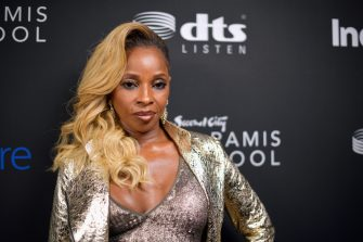 LOS ANGELES, CA - NOVEMBER 02:  Mary J. Blige attends Inaugural IndieWire Honors on November 2, 2017 in Los Angeles, California.  (Photo by Matt Winkelmeyer/Getty Images)