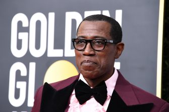BEVERLY HILLS, CALIFORNIA - JANUARY 05: Wesley Snipes attends the 77th Annual Golden Globe Awards at The Beverly Hilton Hotel on January 05, 2020 in Beverly Hills, California. (Photo by Steve Granitz/WireImage)