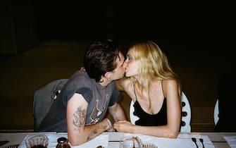 Brooklyn Beckham e Nicola Peltz
