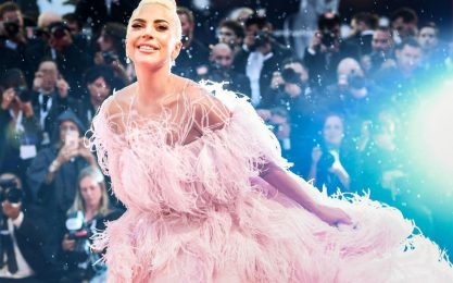 Valentino annuncia Lady Gaga come nuova testimonial