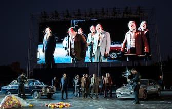 Rigoletto Roma Teatro dell'Opera Circo Massimo