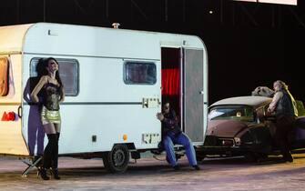 Rigoletto prima Circo Massimo