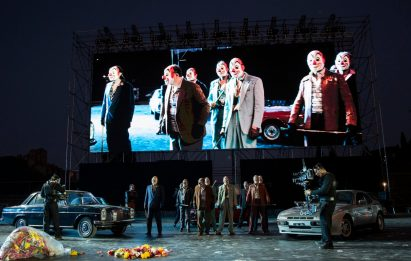 """Teatro dell'Opera: si riparte con il """"Rigoletto"""" al Circo Massimo"""