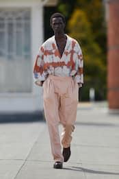 Milano Digital Fashion Week, la sfilata di Zegna