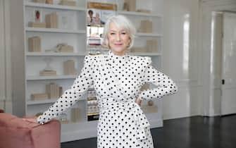 BEVERLY HILLS, CALIFORNIA - MARCH 03: Helen Mirren joins L'Oréal Paris to celebrate the launch of Age Perfect Cosmetics on March 03, 2020 in Beverly Hills, California. (Photo by Rachel Murray/Getty Images for L'Oréal Paris )